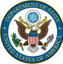 Dept. State logo