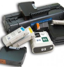 ink and toner recyled