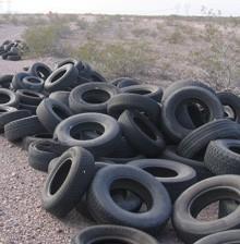 recycle auto tires