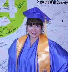Sonia Garcia-Tillson - Associate in Applied Science - Mortuary Science