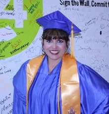 Sonia Garcia-Tillson - Associate in Applied Science - Mortuary Science