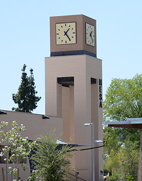 Mesa Community College Clock Tower