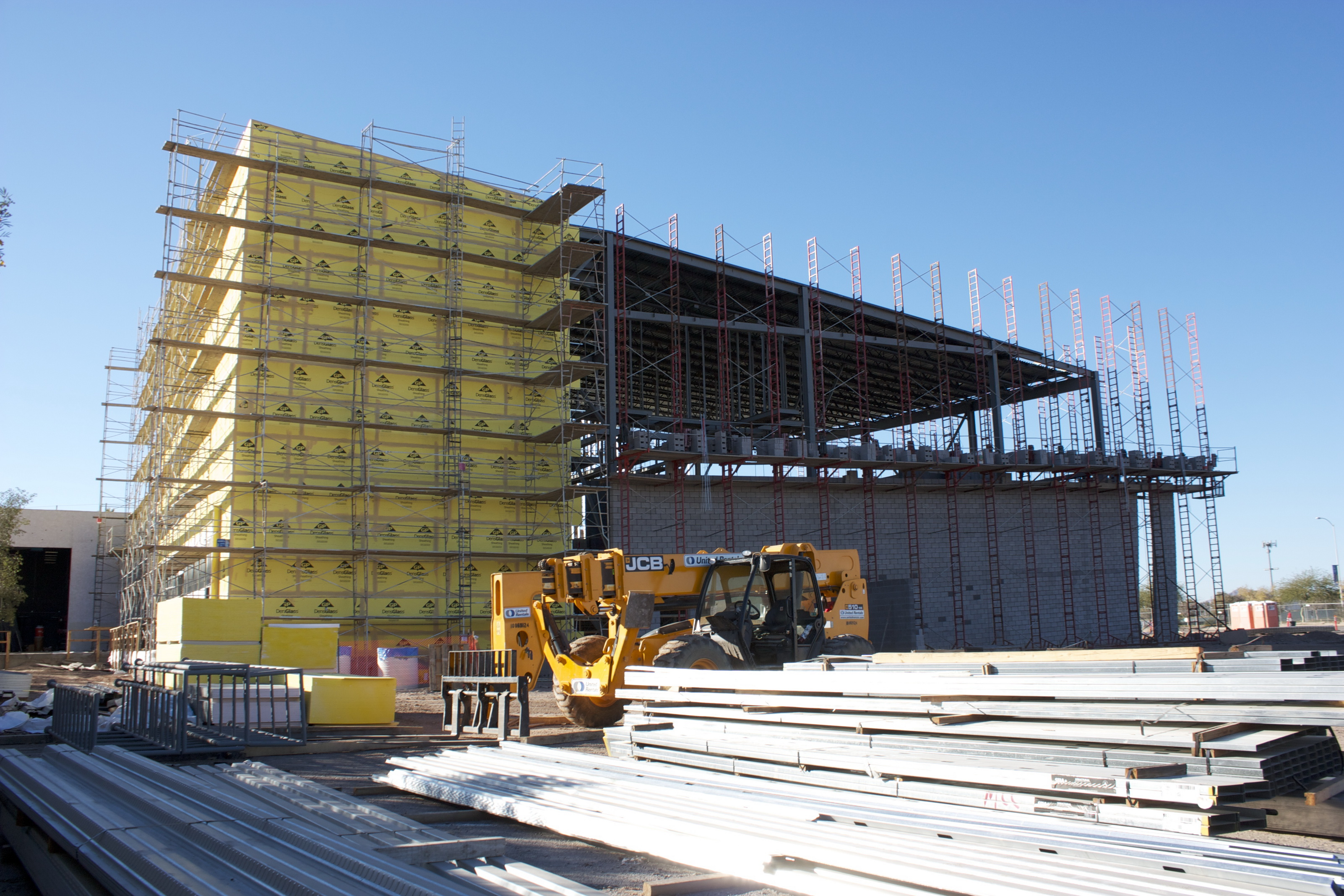 Performing Arts Center | Campus Construction | Mesa Community College