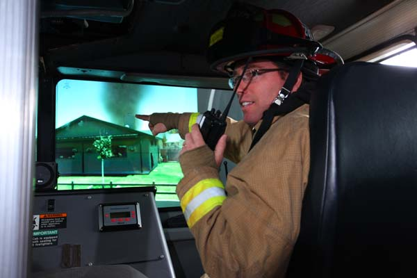 State Of The Art Training Facility Virtual Incident