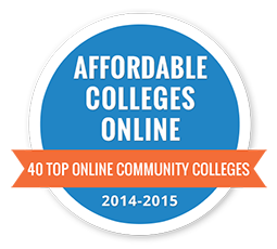 Affordable Colleges Online - 40 Top Online Community Colleges - 2014-2015