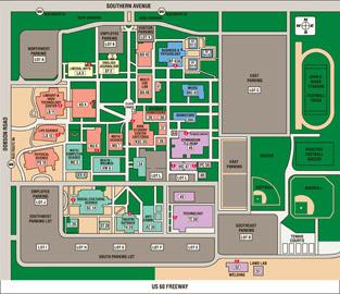 Southern and Dobson Campus | Southern and Dobson | Mesa ...