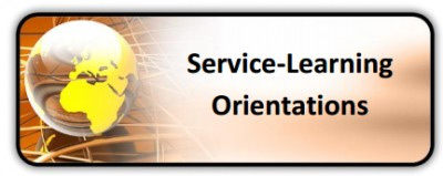 Service-Learning Orientations