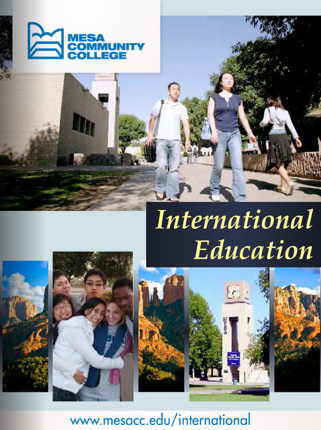 International Education - Interactive Brochure