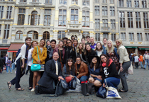 Students in Belgium