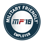 2016 Award for Military Friendly School
