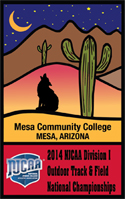 NJCAA 2014 Track and Field Championships Participant's Manual