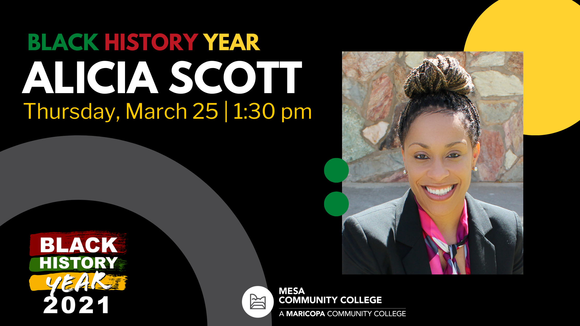 Black History 2021 Year Of Recognition Student Life Mesa Community College