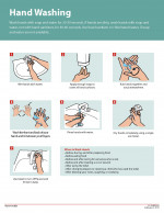 Printable Flyer - Hand Washing
