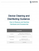 Printable Document - Device Cleaning and Disinfecting Guidance