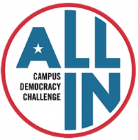 All In Campus Democracy Challenge