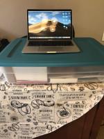 Lori's pseudo desk
