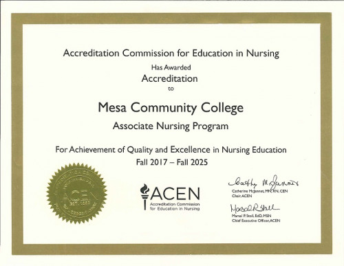 Nursing | Page 4 | Mesa Community College
