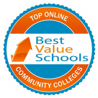 Best Value Schools Top Online badge