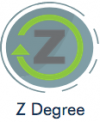 Z Degree Badge