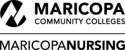 Maricopa Nursing with logo