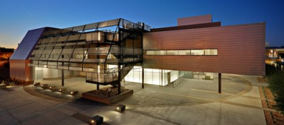 Picture of Physical Science Building at MCC