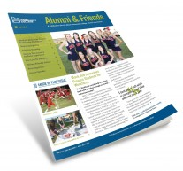 Alumni & Friends Newsletter Archives