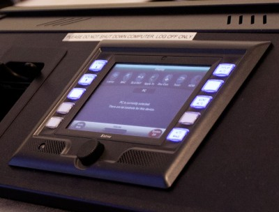 Extron TLP Touch-Screen control system