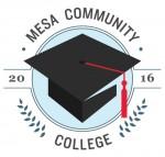 2016 Mesa Community College Graduate