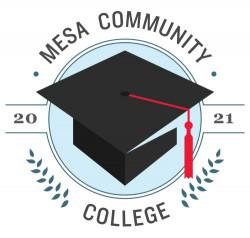 2021 Mesa Community College Graduate