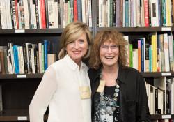 Jennifer Duff and Carole Drachler