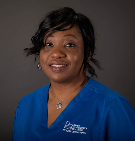 Njideka Nwalor - International student finds success at MCC in Nurse Assisting Program