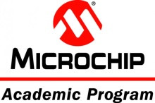 Microchip Academic Program Logo