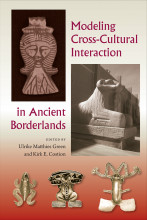 Book cover, Modeling Cross-Cultural Interaction