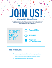 GM Financial Coffee Chat - August 13th