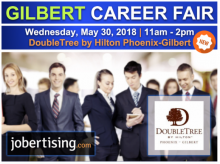 Gilbert Career Fair - May 30th