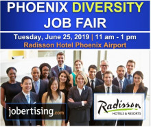 Phoenix Diversity Job Fair June 25th