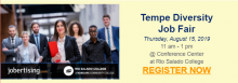 Tempe Diversity Job Fair August 15th